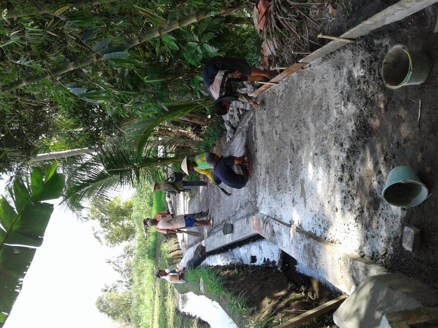 Image : Rapat Persiapan Gotong Royong Masyarakat