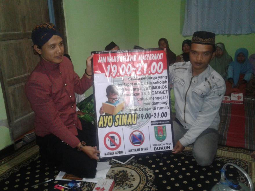 Image : Pemdes Dukun Keliling 18 Dusun Sosialisasi Program Pemerintah