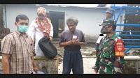 Image : Sambangi Kerumah Warga Berkebutuhan Kusus dan Penyakit Kronis Untuk Penyaluran BLT Dana Desa Tahap 1